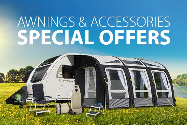 Million Pound Awning Sale