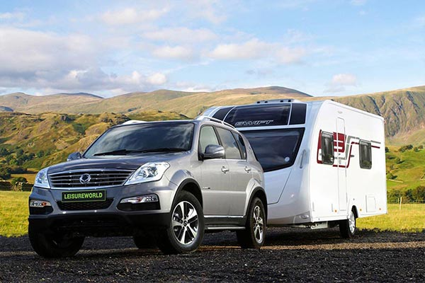 Caravan towing guide regulations