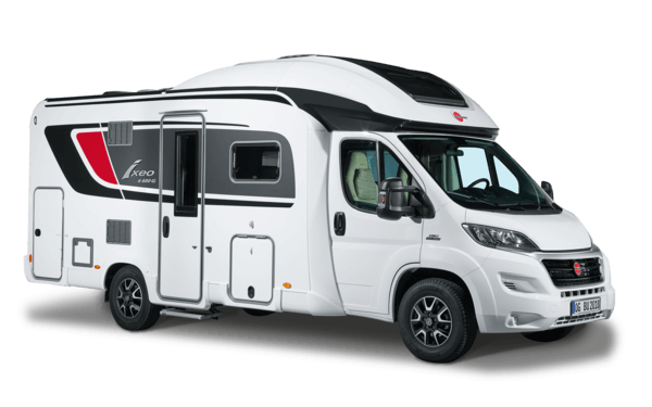 motorhome hire vehicle